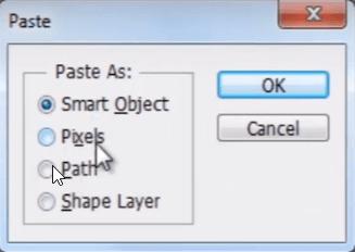 Photoshop Smart object