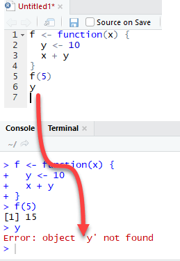 Functions in R Programming
