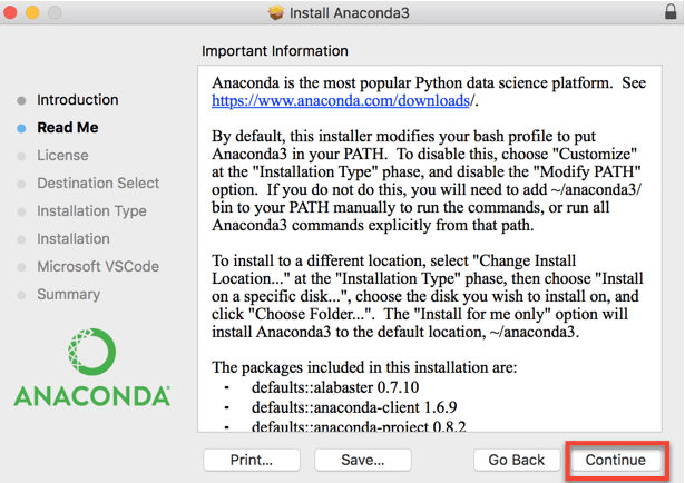 Steps to Install RStudio in Anaconda for Mac