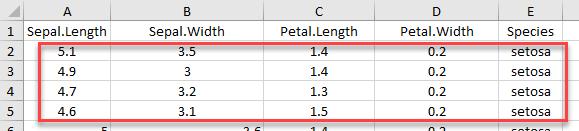 Import Data in R