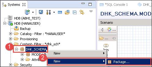 SAP HANA Modeling: Complete Tutorial