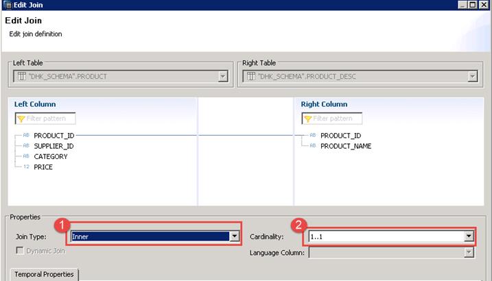 SAP HANA Attribute View Tutorial