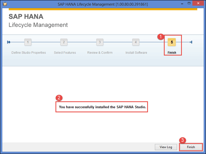 How to Download & Install SAP HANA Studio