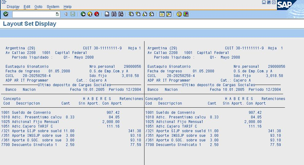 How to Execute Payroll in SAP