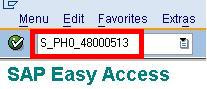 SAP AD HOC Query Tutorial (S_PH0_48000513)