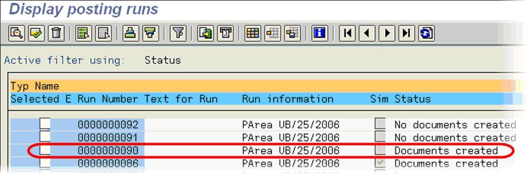 General Ledger (G/L) Posting in SAP: PCP0 & PC00_M99_CIPE