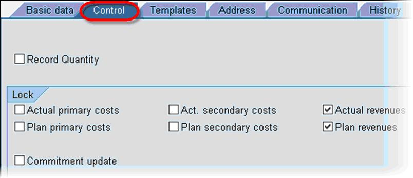 How to create a new COST CENTER: SAP KS01