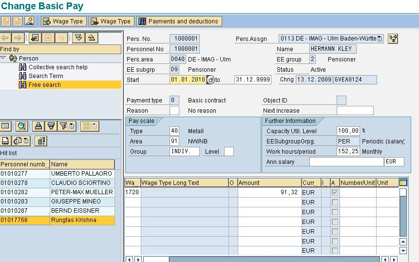 SAP Wage Types Tutorial: Primary, Secondary, Dialog, Time