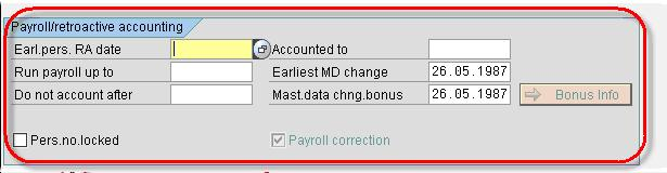 All About Infotype 0003 Payroll Status in SAP