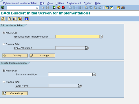 What is BADI? SAP ABAP Tutorial