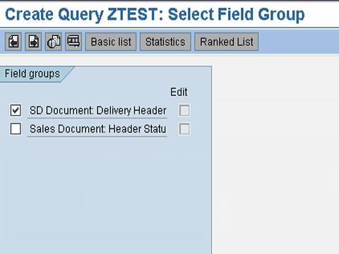 ABAP Query Tutorial in SAP: SQ01, SQ02, SQ03
