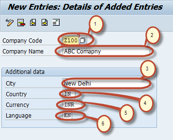 How to Create a Company Code in SAP & Assign Company Code