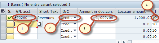 How to Create Customer Sales Invoice FB70 in SAP FICO