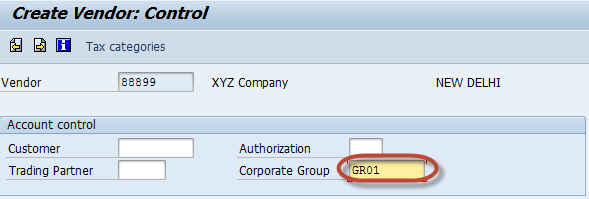 Step by Step Guide to Create Vendor Master Data in SAP