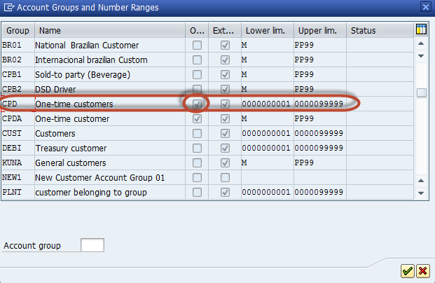 How to Create One Time Customer FD01 in SAP