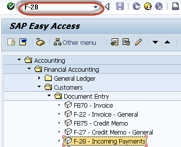 Residual Method: Incoming & Outgoing Partial Payments Posting in SAP