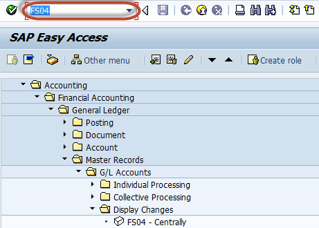 GL Account in SAP Tutorial: Create, Display, Block & Delete FS00