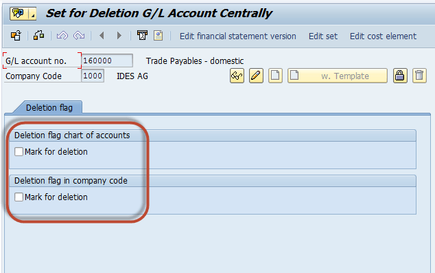 GL Account in SAP Tutorial: Create, Display, Block & Delete FS00