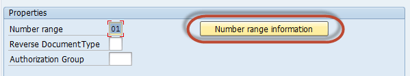 How to Define Document Type and Number Range in SAP FICO