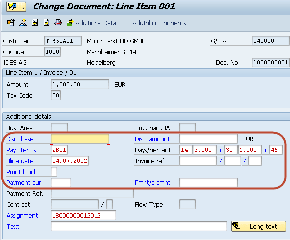 FB02 in SAP: Change Customer Documents Tutorial