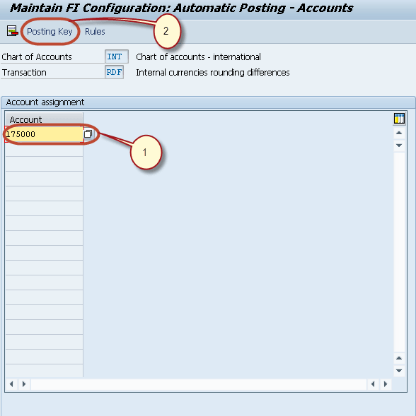 Posting Rounding Differences in SAP Tutorial