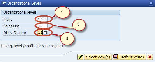 cost center assignment in sap hr