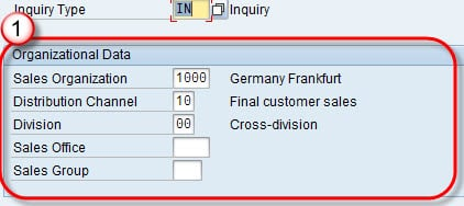sap sales document tutorial va01 va02 va03