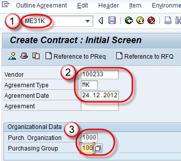 quantity contract