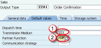 Output Determination in SAP SD using Tcode V/30