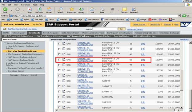 Download & Upgrade SAP Kernel: Step by Step Tutorial