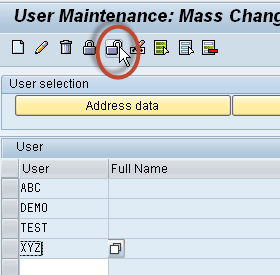 How to Lock (SU01) & Unlock (SU10) a SAP User