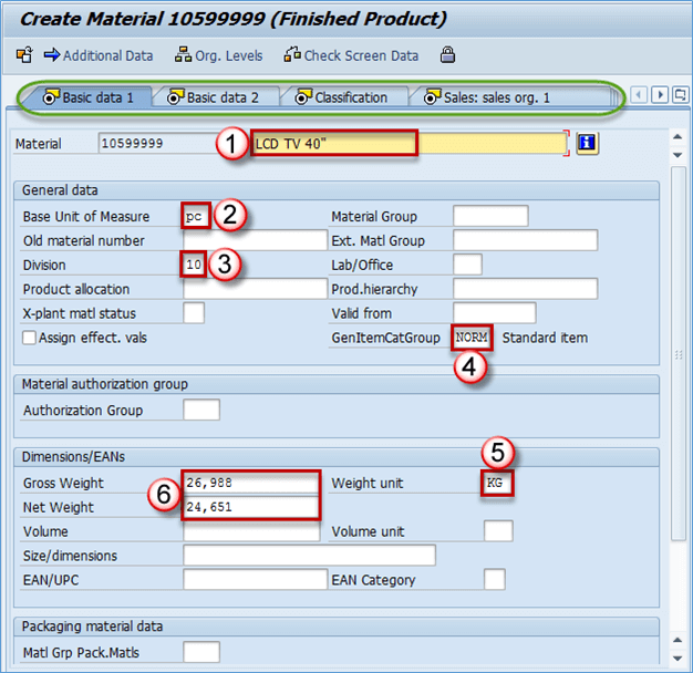 material master views in sap  the ultimate guide