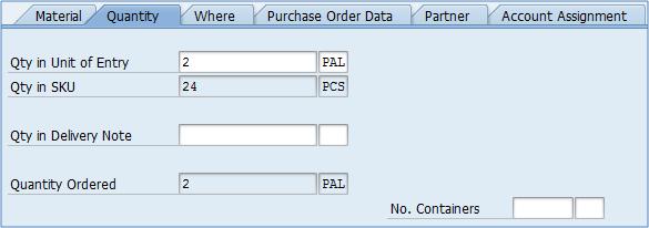 How to Create Goods Receipt in SAP: MIGO, MB1C, MB03