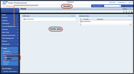 Overview of SAP CRM module