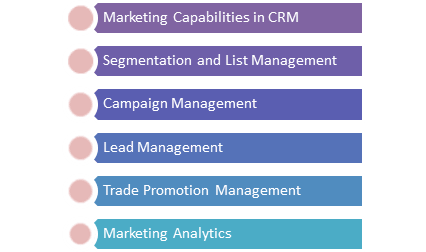 SAP CRM Marketing: Plan, Campaign Management & Automation Segmentation