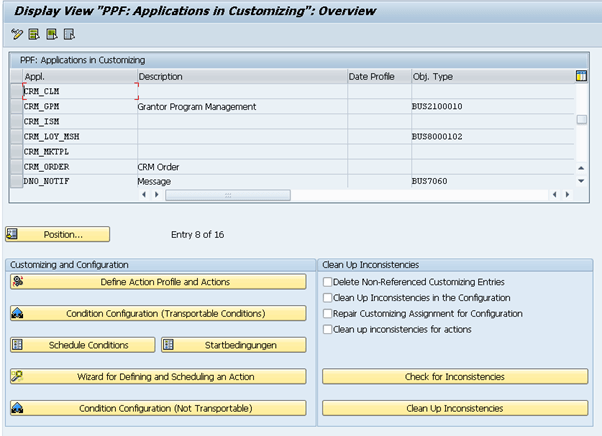 SAP CRM Action Profile: Complete Tutorial
