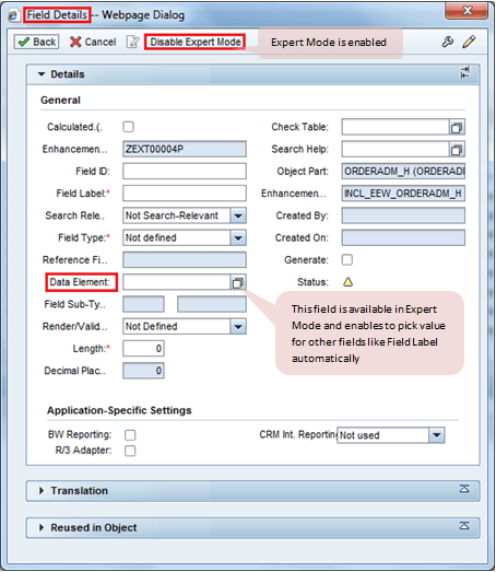 SAP CRM Web UI: Configuration, Application & Enhancement Tools
