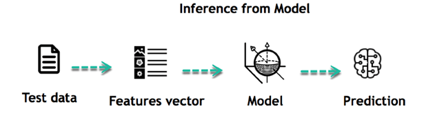 Inference from model