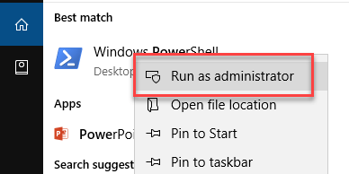 How to execute PowerShell Scripts