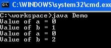 Java Static Methods and Variables