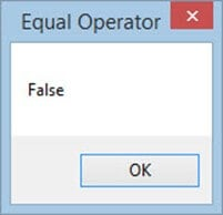 VBA Comparison Operators: Not equal to, Less than or equal