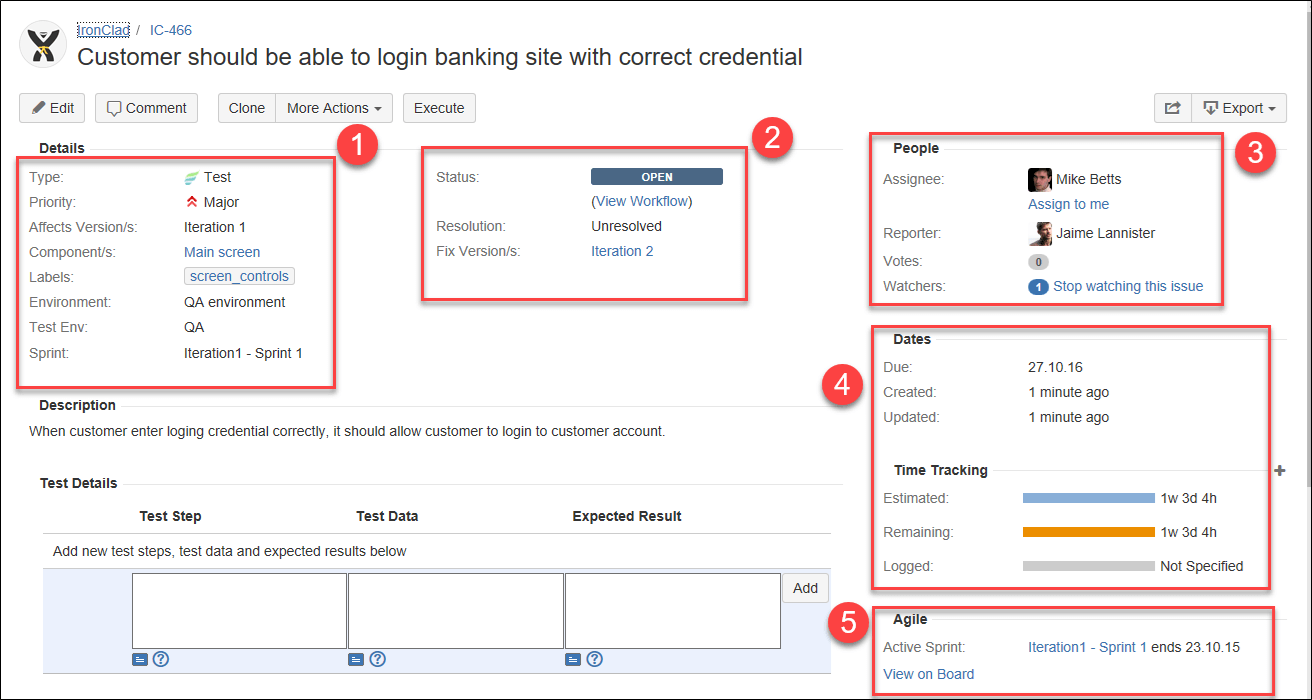 Zephyr agile for jira tutorial modify and view test baditri Gallery